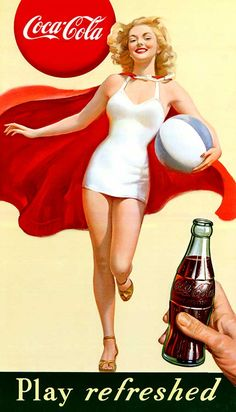 Slideshow: Vintage Coca-Cola Bottle Print Ads: The Coca ...