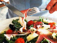 Włoska sałatka z szynką Prosciutto/ Italian Prosciutto ham salad | Gosia's Food 'n' Lifestyle