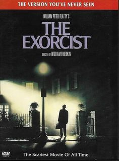 The Exorcist The Version Youve Never Seen DVD 2000 Horror