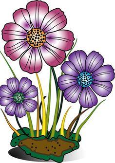Gambar Flora Yang Mudah Digambar : gambar, flora, mudah, digambar, Gambar, Flora, Fauna, Mudah, Gamabr, Ideas, Bunny, Drawing,, Easter, Drawings,, Colouring