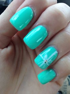Tiffany co nails nails pinterest tiffany nail tiffany and co nails prinsesfo Images