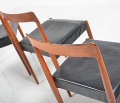 "Set of five (5) Dining Chairs by Lübke - - <span class=""node-unpublished"">Lübke Interlübke</span>"