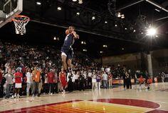 James White; NBA D-League Dream Factory Skills Competition