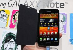 Samsung Galaxy Notes sale hits 5 million worldwide. Interesting