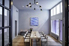 konstantin filippou privatedining Restaurant, Fine Dining, Vienna, Conference Room, Interior Design, Table, Furniture, Home Decor, Twist Restaurant