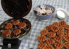Dutch Recipes, Dessert Decoration, Bread And Pastries, Group Meals, Sweet Cakes, Healthy Baking, High Tea, I Love Food, Waffles