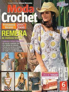 Moda Crochet № junho 2007