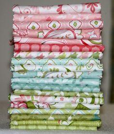 Bella Butterfly fabric