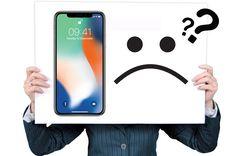 iPhone X Problems