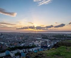 Check out an unforgettable view | 10 THINGS TO DO YOUR FIRST WEEK IN EDINBURGH