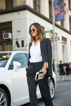 Check Out All the Street Style From NYFW Day 7: POPSUGAR waysify