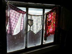 Vintage apron love...