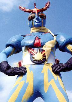 Hero Costumes, Mascot Costumes, Superhero Tv Series, Power Rangers Cosplay, Japanese Superheroes, Japanese Monster, Childhood Tv Shows, Movies And Series, Scary Monsters