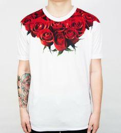 JVP Melbourne – The White Crown Of Roses T-Shirt | TrendsetUK™