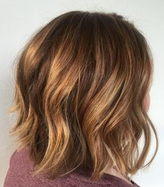"""60 Likes, 2 Comments - erin stoner (@erinstonerstylist) on Instagram: """"Coppercino ☕️ #fallhaircolor #avedacolor #avedaflorida #avedaartist"""""""