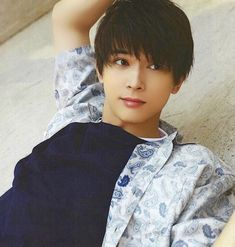 Cute Japanese Boys, Japanese Men, Cute Asian Guys, Asian Boys, Tomboy Hairstyles, J Star, Ryo Yoshizawa, Kento Yamazaki, Korea Boy