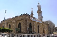 Cairo_-_Islamic_district_-_Al_Azhar_Mosque_and_University_front.JPG (2364×1553)