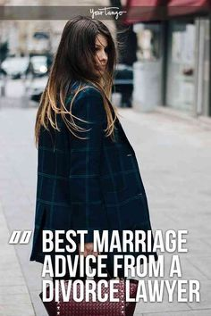 Exactly How To Prevent A Divorce, According To A Divorce Lawyer Not all marriages have to end in divorce. Here, the best marriage advice from a divorce lawyer to keep in mind for your own relationship. Diy Divorce, Divorce Forms, Divorce Court, Divorce Lawyers, Best Marriage Advice, Saving A Marriage, Save My Marriage, Happy Marriage