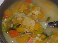 Scottish Oaty Vegetable Soup