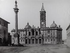 Basilica di Santa Maria Maggiore 1870/1880