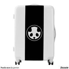 Panda mon luggage