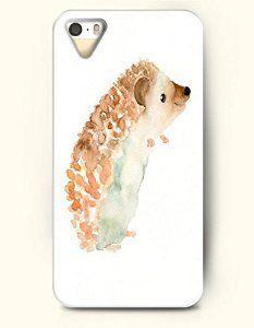 Hedgehog phone case...if I had a phone ;)