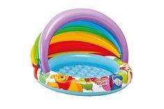 Disney Intex Winnie The Pooh Baby Pool, 102 x 69 cm Pooh Baby, Winnie The Pooh Plush, Baby Pool, Kid Pool, Triplet Babies, Inflatable Water Park, Baby Float, Cute Squishies, Baby Registry Items