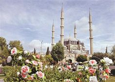 Selimiye Mosque and its social complex in Edirne joined the list on 2011.  Fifteen sites in Turkey now on UNESCO World Heritage List