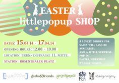 easter littlepopup shop #kidspopupshop #kidsevent #littlepopup #garboandfriends #googooandgaga #royalpea #usaginingen