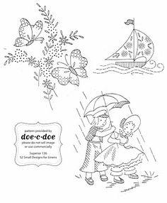 doe-c-doe: embroidery