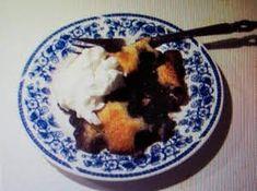 Print PLUM COBBLER,an HEIRLOOM 40s RECIPE-SO-EASY!   Just A Pinch Plum Cobbler, Blueberry Cobbler, Just A Pinch, Melted Butter, No Bake Cake, Delish, Vegetarian, Dishes, Baking