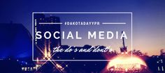 Social Media: The Do's and Don'ts