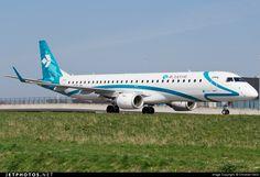 Embraer 190-200LR I-ADJN 19000270 Amsterdam Schiphol Airport - EHAM