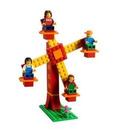 Draaimolen van duplo leukmetkids lego Draaimolen v Hama Beads Minecraft, Lego Minecraft, Lego Lego, Minecraft Pattern, Perler Beads, Lego Design, Lego Challenge, Lego Craft, Lego For Kids