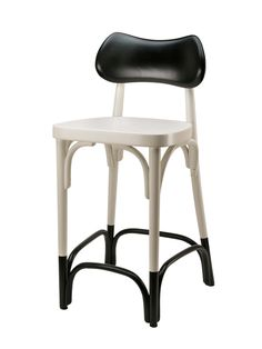Adolf Krischanitz, Barhocker S3 (m06), 1986 © Adolf Krischanitz Otto Wagner, Contemporary, Modern, Bar Stools, Furniture, Design, Home Decor, Bar Stool, Homemade Home Decor