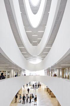 Gallery - Helsinki University Main Library / Anttinen Oiva Architects - 17