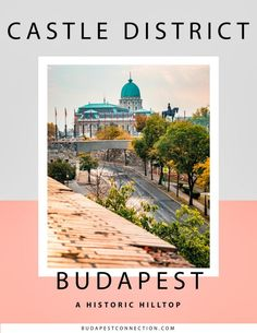The Castle District is the first stop of every sightseeing tour in Budapest. Join us to find out! Visit Budapest, Budapest Travel, Danube River Cruise, Buda Castle, Hungary Travel, European Destination, World Heritage Sites, Cool Places To Visit, Night Life