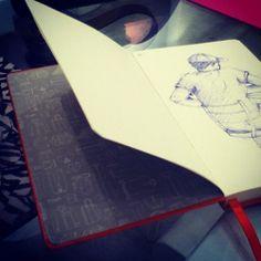 Gracias a @Sharon Orozco por compartir con nosotros su Sketchbook #Neutroni. ¡Utiliza el Hashtag y enséñanos el tuyo!