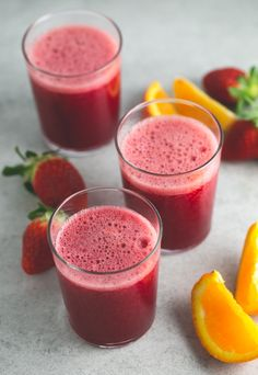 This Valentine& Day juice has a beautiful and vibrant color that is perfect for this special occasion. It& the perfect drink to celebrate the love. Smoothie Drinks, Smoothie Recipes, Smoothies, Healthy Juices, Healthy Drinks, Detox Juices, Healthy Eating, Dairy Free Recipes, Raw Food Recipes