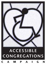"""Pender is an""""Access for All""""church, meaning it is important to us for people with wheelchairs or other challenges to have easy access to doorways, hallways, bathrooms, ramps and elevator, seating (places for wheelchairs), and kid friendly (coloring books, booster steps for toddlers, high chairs).    Hearing aid and large-print hymnals are available during the service. (See one of our ushers.)"""