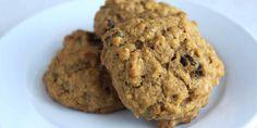 Pumpkin-Oat Cookies