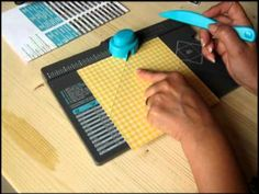 Envelope Punch Board - YouTube