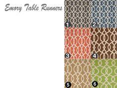 Trellis  Table Runner-Trellis Table Runner.Trellis by KikoyChic