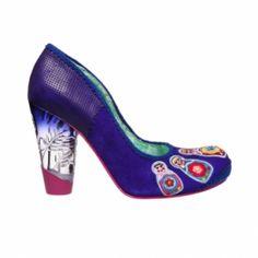 Amazing Irregular Choice shoes - love Russian Dolls