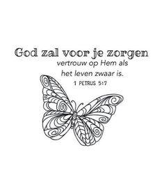 God zal voor je zorgen