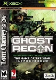 Ghost recon Xbox Game W/Free Shipping!!