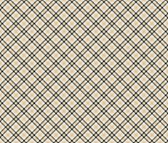 Plaid S fabric by animotaxis on Spoonflower - custom fabric