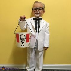 Colonel Sanders Halloween Costume Idea
