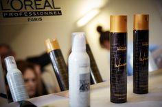 Paris Fashion Week F/W Show Alexis Mabile Hairstylist : Odile Gilbert © Thibaut de Saint Chamas / Firstview L'Oréal Professionnel L'oréal Professionnel, Fashion Week, Paris Fashion, Red Bull, Loreal, Hair Products, Paris France Fashion
