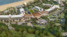 Tri-Viet-Hoi-An--Eco-Tourism-Resort #Resort# #Planning# by Attrations-International Ltd.